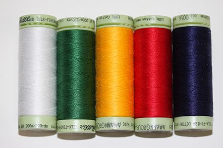 Thread Pack #11-Sew U Like Brights