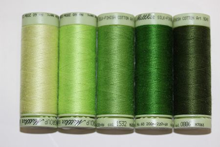 Thread Pack #22-Lettuce Sew