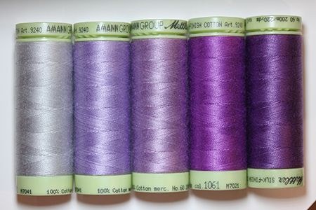 Thread Pack #25 - Lovely Lilacs
