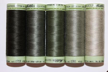 Thread Pack #28 - Sage, Rosemary & Thyme