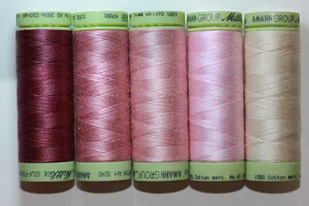 Thread Pack #36 - Pretty in Pink