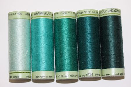Thread Pack #3-Teal We Meet Again