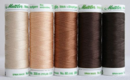 Thread Pack #5-How Now Brown Wow