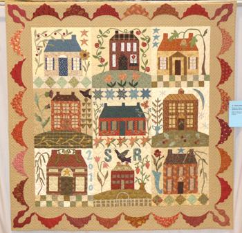 June Â« 2012 Â« Karen Kay Buckley Blog : home quilt - Adamdwight.com