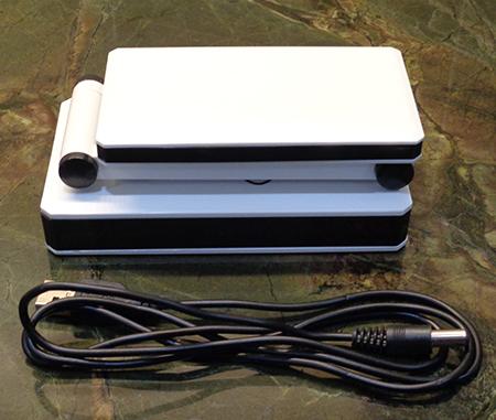 Portable LED Light-450-folded